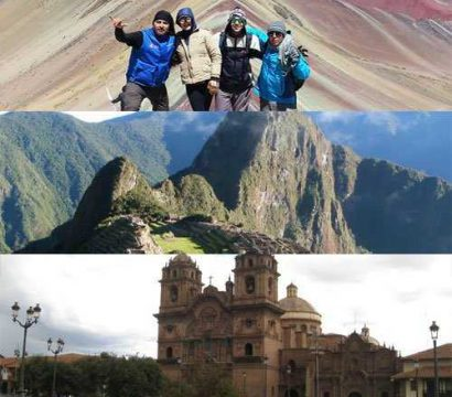 Cusco, Machu Picchu y Montaña de Siete Colores