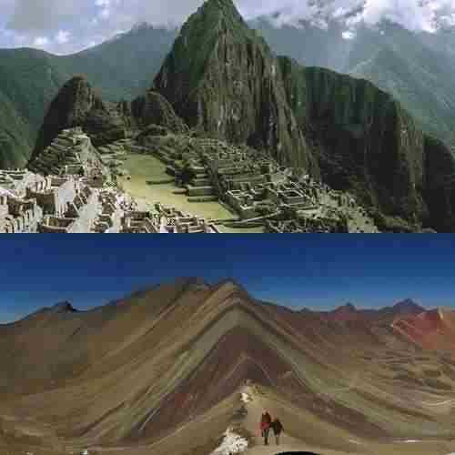 Cusco, Machu Picchu y Montaña de los 7 Colores