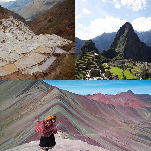 Tour Cusco Tradicional, Machu Picchu y Montaña 7 Colores