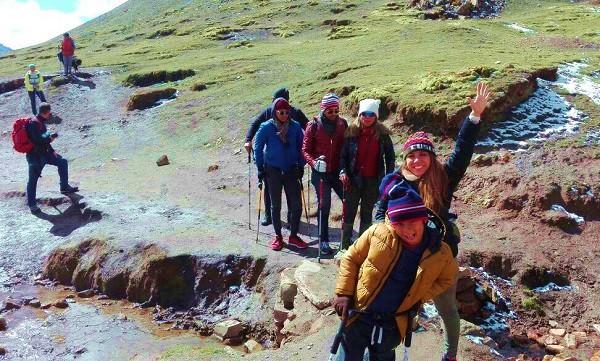 Que llevar para el Tour Montaña Vinicunca