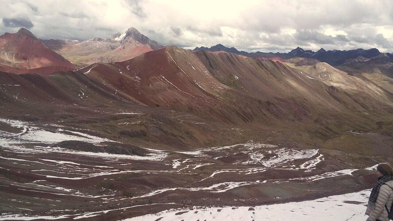 Suspenden Ingreso a la Montaña vinicunca por Lluvias Intensas 2